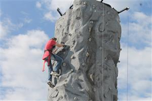 students climbing pic 3