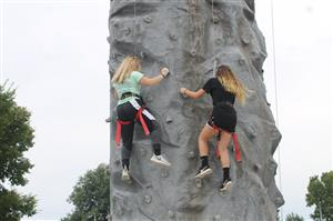 students climbing pic 5